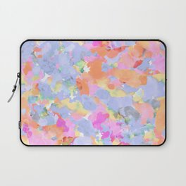 Floral abstract Laptop Sleeve
