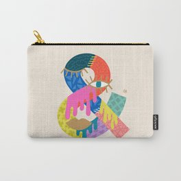 Another Ampersand Carry-All Pouch