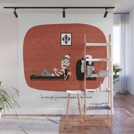 Charlie / Dr Rorschach Wall Mural