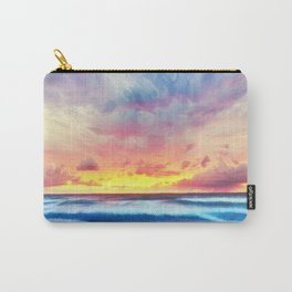 Lonas planet stormy evening Carry-All Pouch