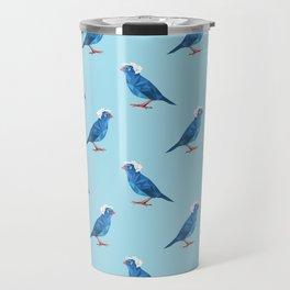 Birdie Sanders Travel Mug