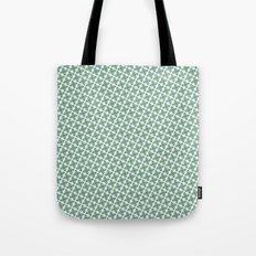 Mint Leaf Pattern Tote Bag
