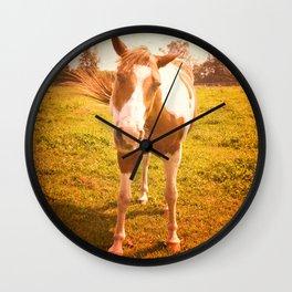 How You Doin? Wall Clock