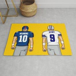 E. Manning vs Romo Rug