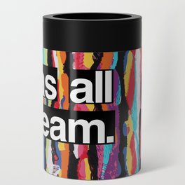 """It Was All A Dream"" Biggie Smalls Inspired Hip Hop Design Can Cooler"