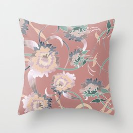 Blanche's Couch Throw Pillow