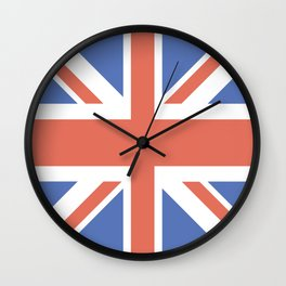 Royal Union Jack - National Flag of the UK Wall Clock