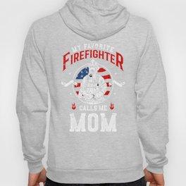 Firefighter Mom Hoody