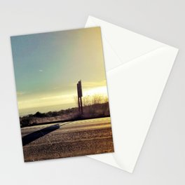 Driving to San Diego. Stationery Cards