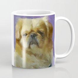 Lion Dog Coffee Mug