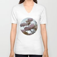 lana V-neck T-shirts featuring Lana by Beepy