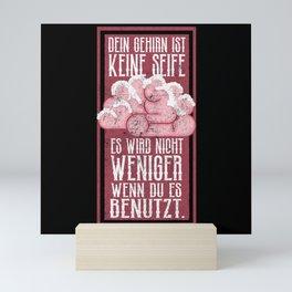 Soap Funny Quote Gift Idea Handmade Soap Mini Art Print