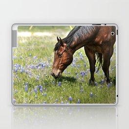 Don't Eat The Bluebonnets Laptop & iPad Skin