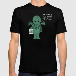 Monster Issues - Cthulhu T-shirt