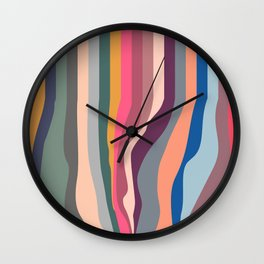 Order to Chaos Wall Clock