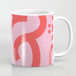 Belleville FY - shades of red Coffee Mug