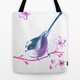 waiting for the spring Tote Bag
