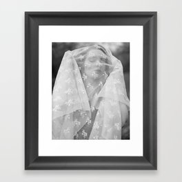 Darker Framed Art Print