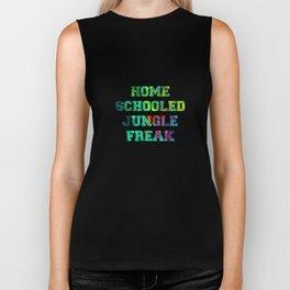 Mean Girls #12 – Jungle Freak Biker Tank