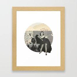 Better Still Framed Art Print