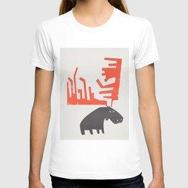 Grumpy Moose T-shirt