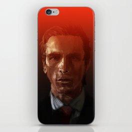 Christian Bale iPhone Skin