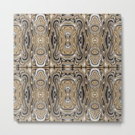 Phillip Gallant Media Design - Pattern XXIV June 21 2020 By Phillip Gallant Metal Print