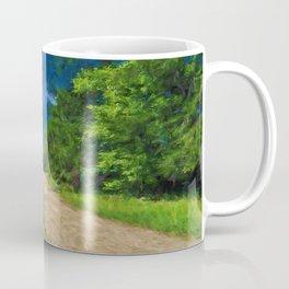 Country Fences 4 Coffee Mug