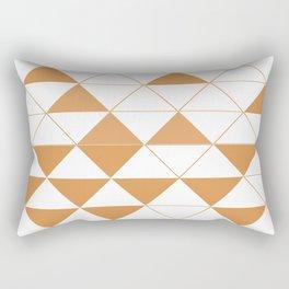 Geometric DC Rectangular Pillow