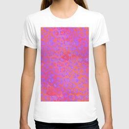 Summer leopard print T-shirt