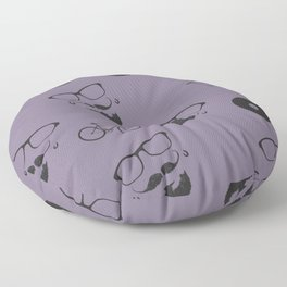 hipster who? Floor Pillow