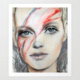 Ruth Bell Art Print