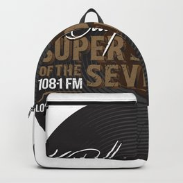 K - Billy´s Super Sounds of the Seventies Backpack