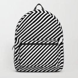 optical pattern 27 Backpack