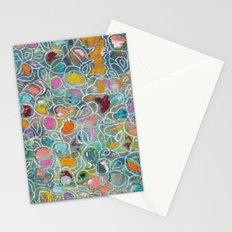 Abstract 31 Stationery Cards
