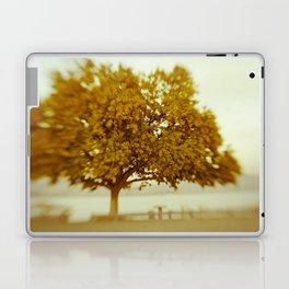 Dreamy Yellow Laptop & iPad Skin