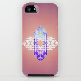 Aztec Track iPhone Case