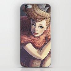 Shekhinah iPhone & iPod Skin