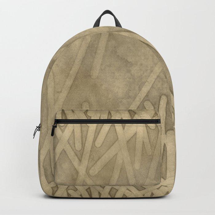 sand geode  - Backpack