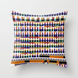 Le Polichinelle (Punch) Throw Pillow
