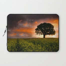When the Sun Rose Laptop Sleeve