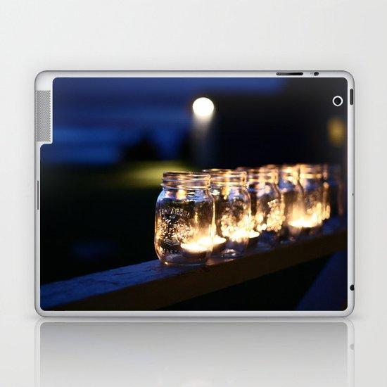 Mason Lights Laptop & iPad Skin