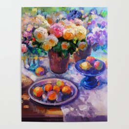May Roses Poster