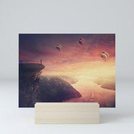 wander Mini Art Print