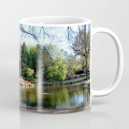 Muscogee (Creek) Nation - HonorHeights Park Azalea Festival, Duck Pond Coffee Mug