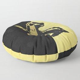 Hufflepuff Floor Pillow