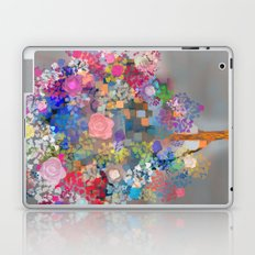 Floral abstract(56) Laptop & iPad Skin