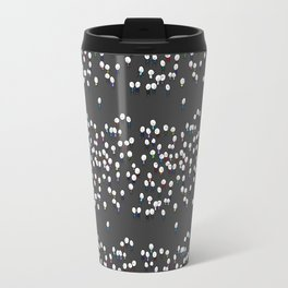 Face in the Crowd Travel Mug