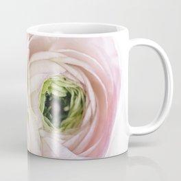 Pink Ranunculus Flower I Coffee Mug