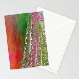 city art - La Tour Eiffel -2- Stationery Cards